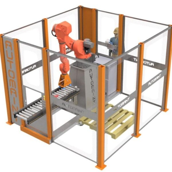 PR-30 Compact Robot Palletising Cell