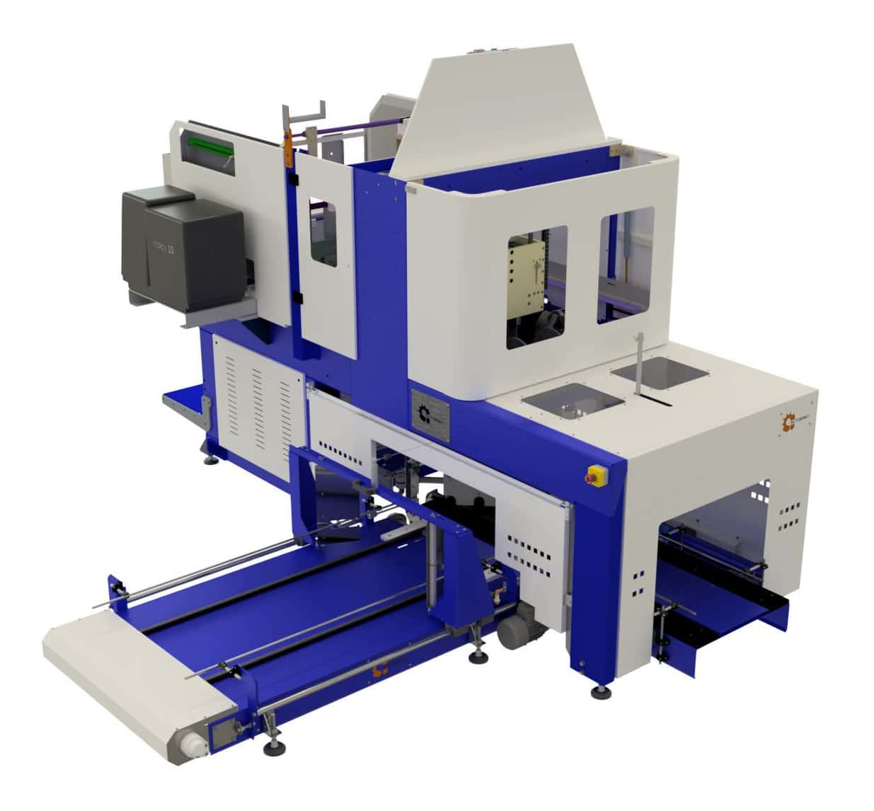 Automaint Solutions HSC Tray Inserter