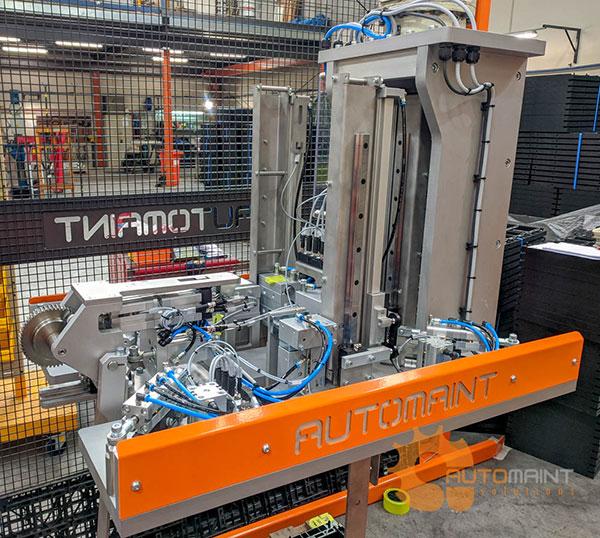 Palletising Cell - Robot Gripper Design