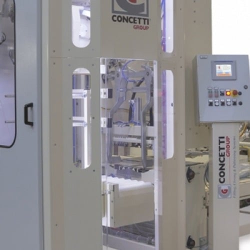 Concetti IGF Bag Placing System