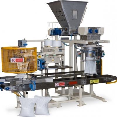 Concetti Semi-Automatic IGF Bagging Machine