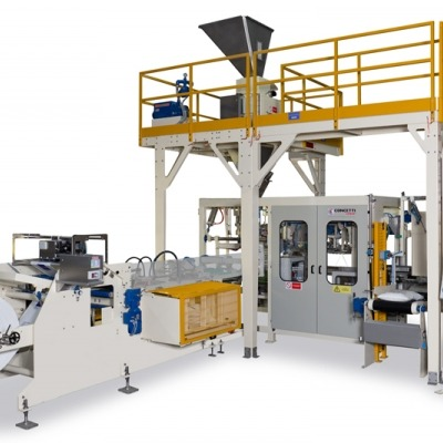 Automaint Solutions - Concetti Starpack Highspeed Bagging System